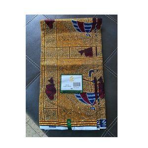 'Bundle of Premium African Wax Fabrics'